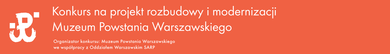 Konkurs Muzeum Powstania Warszawskiego